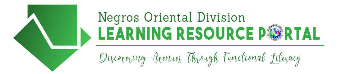 Negros Oriental Learning Resource Portal